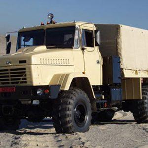 10 کامیون نظامی برتر جهان را بشناسید