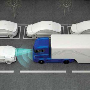 سیستمهای ایمنی در کاهش تصادفات کامیون